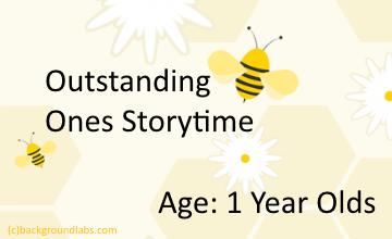 One Year Old Storytime: Starts November 5th (Registration Begins October 26) (2)