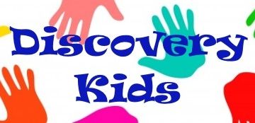 Discovery Kids (Ages 2-5) Fridays @ 10:00 AM