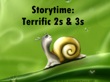 Storytime 2s & 3s: February 11 @ 10:30 AM - Sign Up Today!