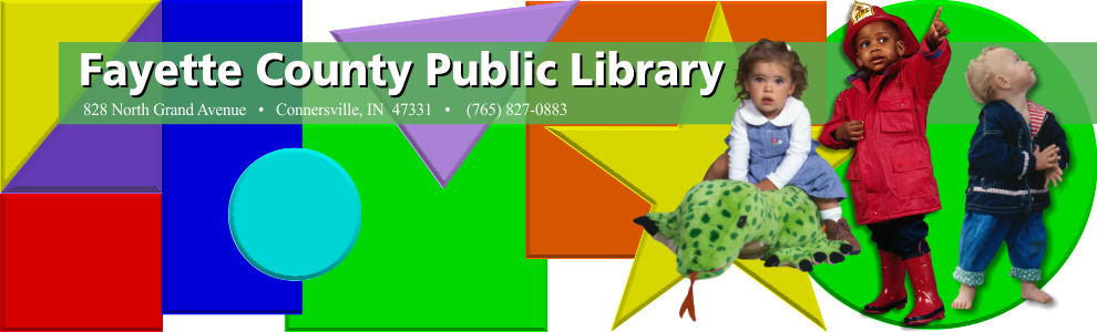 Fayette County Public Library Kids Page